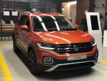 Noul Volkswagen T-Cross a...
