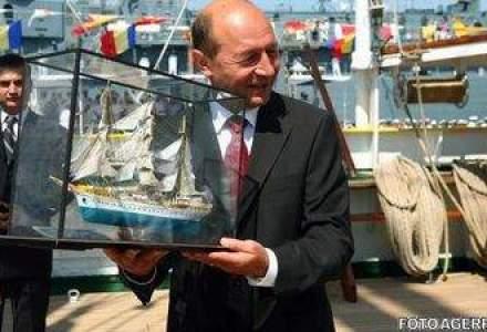 Basescu, primele declaratii de la Cotroceni. Ce a spus despre aderarea la euro si despre uniunea bancara
