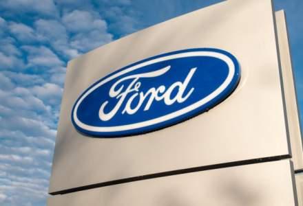 Producatorul de automobile Ford incepe restructurarea operatiunilor din Europa