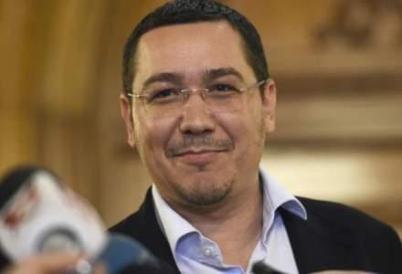 Ponta: Eu sunt Zidul Plangerii pentru parlamentarii PSD. Nu ne-au contactat PNL si USR pentru motiune
