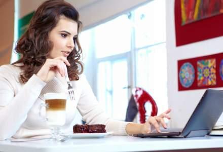 Ce cumparaturi au facut online elevii si studentii de peste 16 ani