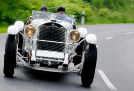 Un Mercedes a fost vandut pentru 4,5 mil. $ dupa ce a stat in garaj 84 de ani