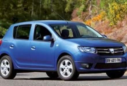 Dacia introduce a doua generatie Sandero la doar 4 ani de la lansare