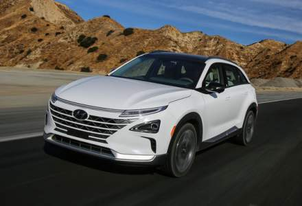Hyundai vrea sa produca anual 500.000 de vehicule alimentate cu hidrogen pana in 2030