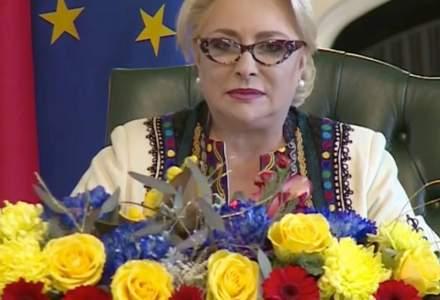"""Opozitia depune vineri motiunea de cenzura """"Ajunge! Guvernul Dragnea-Dancila este rusinea Romaniei"""""""