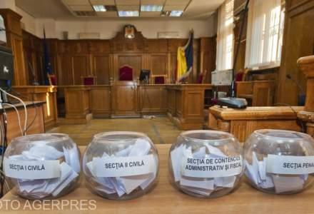 Cum arata noile completuri de cinci dupa tragerea la sorti de la Inalta Curte. Urmeaza repartizarea dosarelor grele