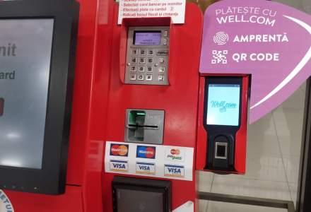 Auchan Romania si Oney Bank au lansat Well.com, primul sistem de plata biometric implementat de un comerciant in Romania