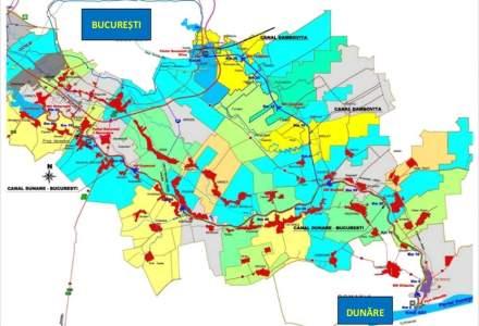 Revine proiectul canalului Dunare-Bucuresti pe agenda Comisiei Nationale de Prognoza: cat costa si in cat timp va fi implementat?