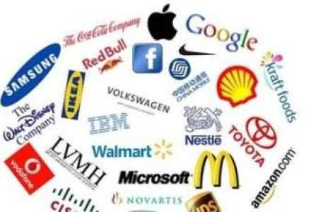 TOP: cele mai valoroase 10 branduri la nivel mondial