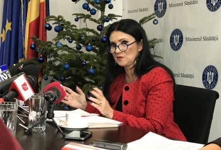 Sorina Pintea: Spitalul Judetean din Craiova, amendat pentru probleme igienico-sanitare, la sectia de terapie intensiva