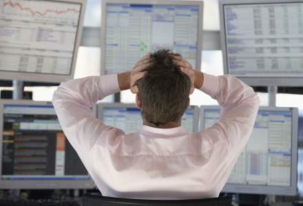 Bursa deschide in genunchi dupa noile taxe anuntate de guvern
