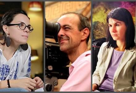 Afacerea pornita de trei jurnalisti din nevoia de a face ceea ce le place, dupa propriul program. Povestea Paradigma Film