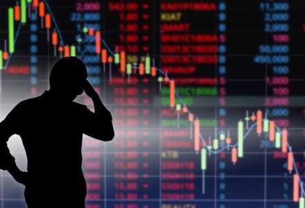 A doua cea mai mare scadere din istoria bursei romanesti dupa 'cadoul' de Craciun al Guvernului: jumatate din profitul bancilor se duce pe taxa de 'lacomie'