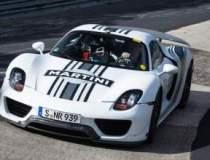 Prototipul Porsche 918 Spyder...