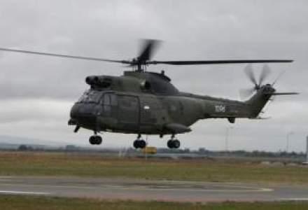 Eurocopter va moderniza 20 de elicoptere Puma pentru britanici