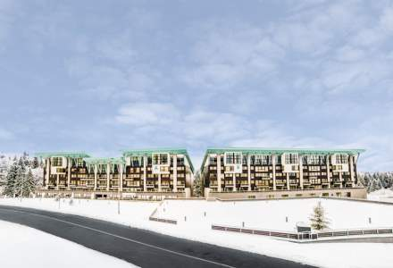 Ansamblul rezidential Silver Mountain Resort din Poiana Brasov, inclus in circuitul turistic