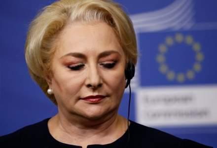 Dancila: Romania sustine drumul european al Serbiei; i-am propus domnului Vucic o vizita la Bucuresti