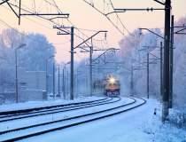 UPDATE Hunedoara: Un tren in...