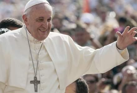 "Mesajul Papei de Craciun: ""Lacomia nemasurata"", principala tinta a Suveranului Pontif"
