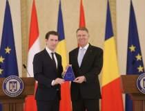 Romania preia presedintia...