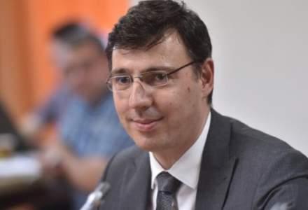 Ministrul Finantelor a anuntat ca i-a solicitat premierului demiterea lui Ionut Misa din functia de presedinte ANAF
