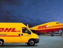 DHL opereaza o noua aeronava...