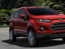Ford prezinta SUV-ul EcoSport...