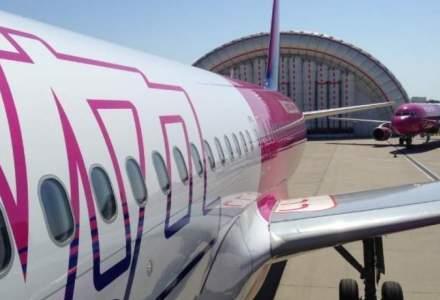 Wizz Air lanseaza o noua ruta catre Spania. Pretul biletului incepe de la 20 de euro