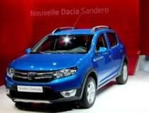 Dacia a prezentat la Paris...