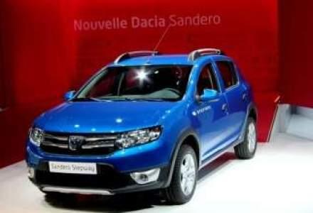Dacia a prezentat la Paris trei modele noi. Afla pretul lor