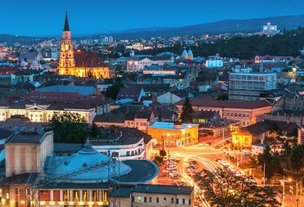 """Clujul integreaza plata """"smart"""" a transportului in comun cu telefonul mobil, in timp ce Bucurestiul ramane la vechiul sistem"""