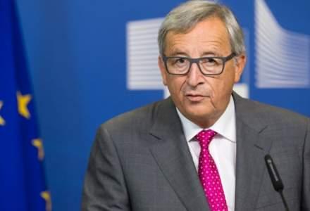 Juncker: Amnistia in Romania ar fi un pas inapoi in privinta statului de drept
