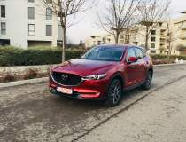 Test drive cu Mazda CX-5:...