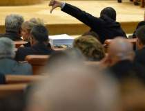 Reactia opozitiei la valul de...