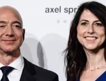 Jeff Bezos, lider in topul...