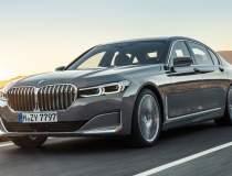 BMW Seria 7 facelift: design...
