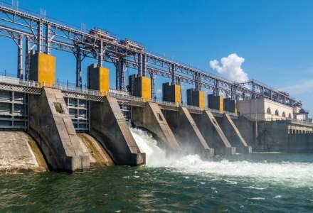 Hidroelectrica nu poate suplini in totalitate productia de energie a Complexului Energetic Oltenia din cauza debitelor mici ale raurilor