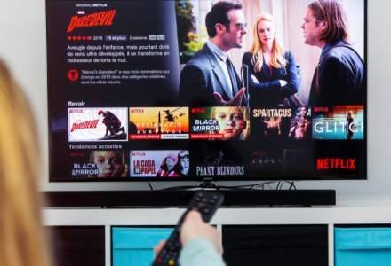 Cat plateste gigantul Netflix pentru a-si pastra suprematia in randul platformelor de streaming