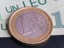 Curs BNR: Euro sare pentru...