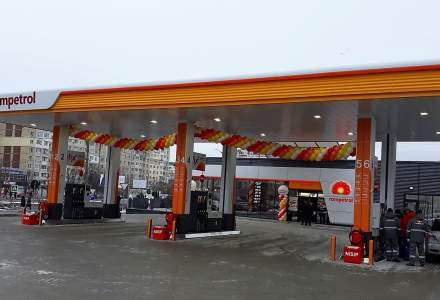 Rompetrol deschide o noua benzinarie in Chisinau si ajunge la o retea de 39 de unitati