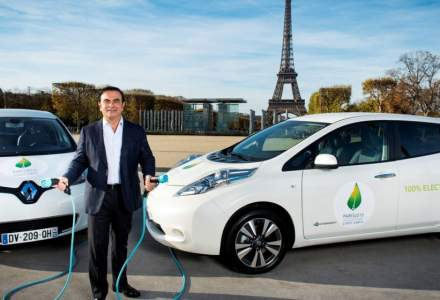 Carlos Ghosn a demisionat de la conducerea Renault. Functia sa ar urma sa fie scindata in doua