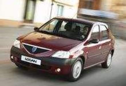 Cat a vandut Dacia in prima luna din 2008