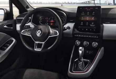Noua generatie Renault Clio: ecran multimedia de 9.3 inch si instrumentar de bord digital de 10 inch