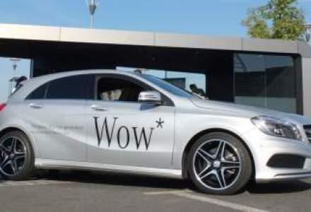 Mercedes-Benz organizeaza un Roadshow pentru noua Clasa A