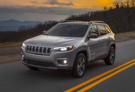 AutoItalia vrea sa aduca anul acesta noile Jeep Cherokee si Fiat 500X