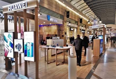 Cum arata primul Experience Shop Huawei din Romania