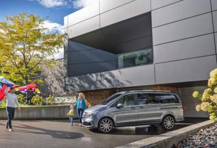 Mercedes-Benz Clasa V facelift ajunge in Romania in martie. Urmeaza o versiune electrica