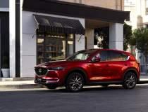 Mazda CX-5 a primit un...