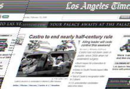 Los Angeles Times va da afara 150 de jurnalisti
