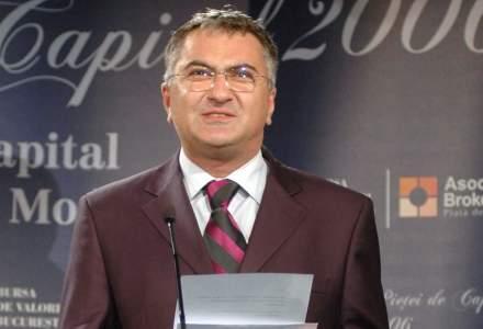 Nicolae Ghergus este noul presedinte al BRK Financial
